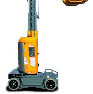 Inchiriere nacela electrica verticala Leonardo Bravi Lui mini, 6m
