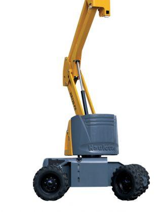 Inchiriere nacela Haulotte HA120 PX cu brat articulat si telescopic 12.4 m diesel